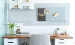97 Home Office Design Ideas That Look Elegant Following Easy Tips For Decorating 39