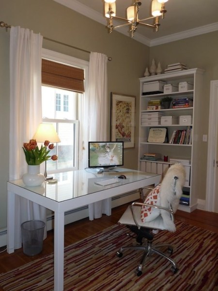 97 Home Office Design Ideas that Look Elegant Following Easy Tips for Decorating 5378