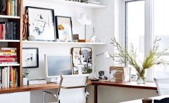97 Home Office Design Ideas That Look Elegant Following Easy Tips For Decorating 76