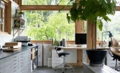 97 Home Office Design Ideas That Look Elegant Following Easy Tips For Decorating 85