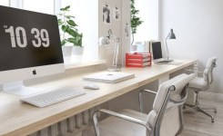 97 Home Office Design Ideas That Look Elegant Following Easy Tips For Decorating 87