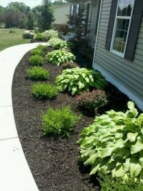 99 Small Front Yard Landscaping Ideas Low Maintenance 4384