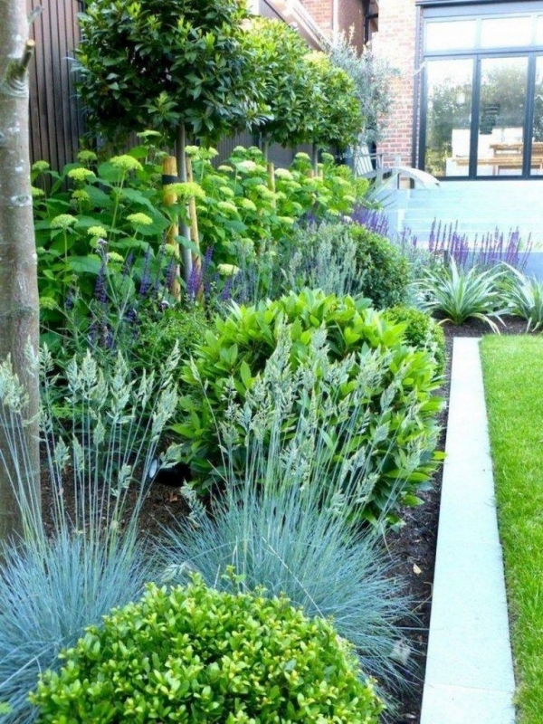 99 Small Front Yard Landscaping Ideas Low Maintenance 4412