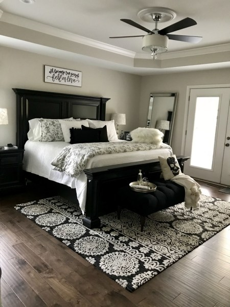 88 Perfect Master Bedroom Here Are 7 Tips For Realizing Furniture Planning And Design 5