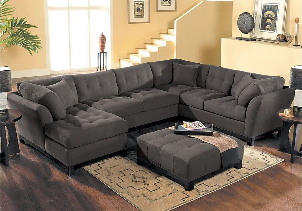 97 Most Popular Top Choices Rooms To Go Cindy Crawford Sectional 19