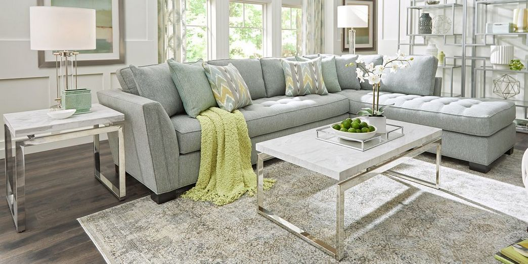 97 Most Popular Top Choices Rooms To Go Cindy Crawford Sectional 20