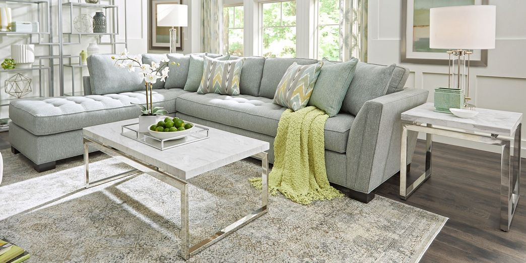 97 Most Popular Top Choices Rooms To Go Cindy Crawford Sectional 57