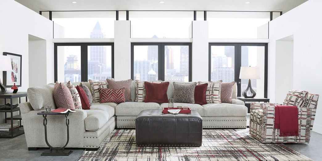 97 Most Popular Top Choices Rooms To Go Cindy Crawford Sectional 59