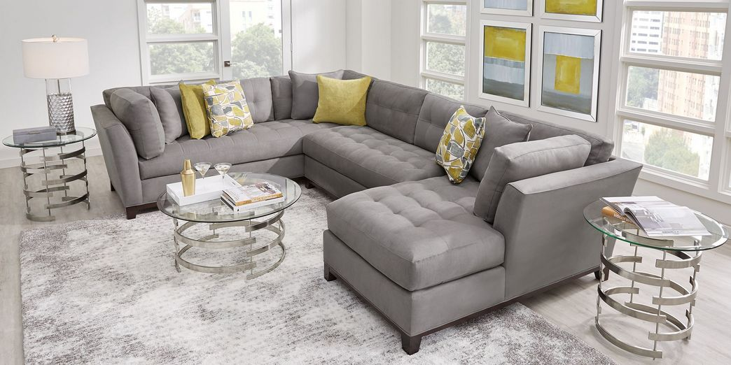 97 Most Popular Top Choices Rooms To Go Cindy Crawford Sectional 71