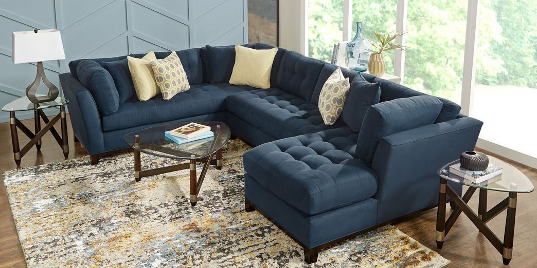 97 Most Popular Top Choices Rooms To Go Cindy Crawford Sectional 81