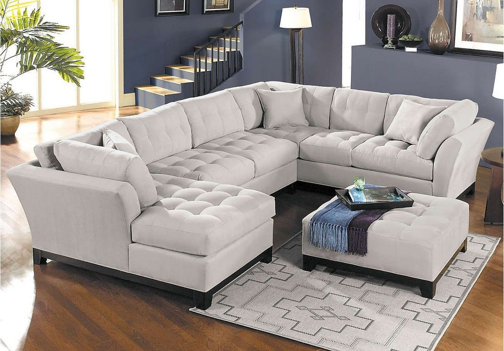 97 Most Popular Top Choices Rooms To Go Cindy Crawford Sectional 9