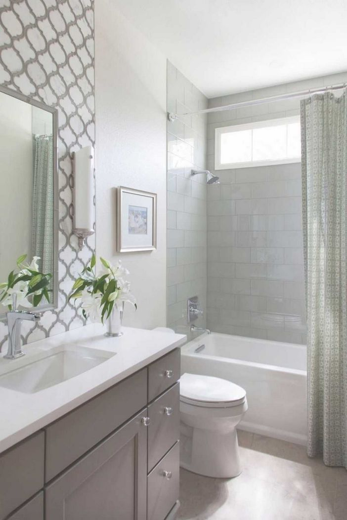 100 Awesome Design Ideas For A Small Bathroom Remodel 100