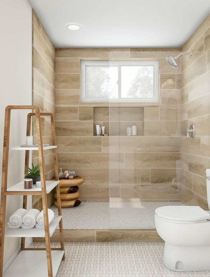 100 Awesome Design Ideas For A Small Bathroom Remodel 34