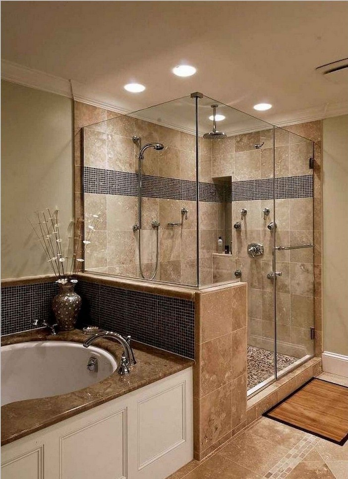 100 Awesome Design Ideas For A Small Bathroom Remodel 4