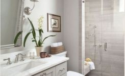 100 Awesome Design Ideas For A Small Bathroom Remodel 45