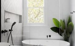 100 Awesome Design Ideas For A Small Bathroom Remodel 54