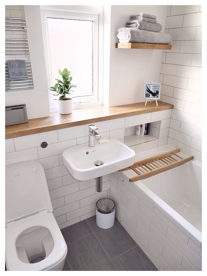 100 Awesome Design Ideas For A Small Bathroom Remodel 60