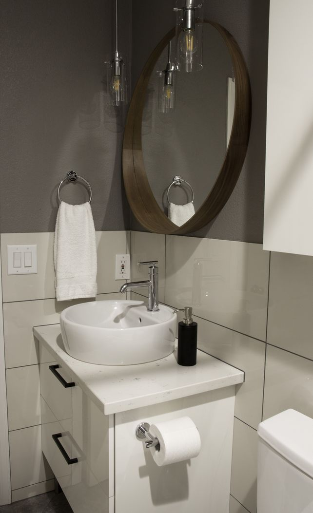 100 Awesome Design Ideas For A Small Bathroom Remodel 77