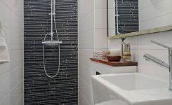 100 Awesome Design Ideas For A Small Bathroom Remodel 8