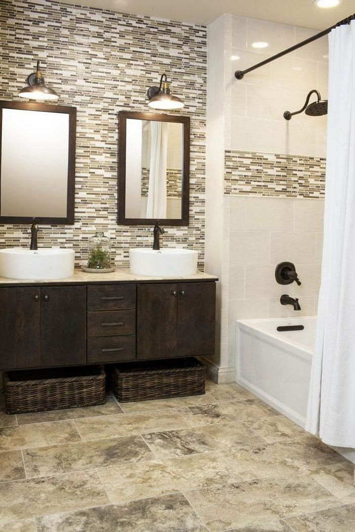 100 Awesome Design Ideas For A Small Bathroom Remodel 87