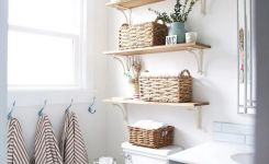 100 Awesome Design Ideas For A Small Bathroom Remodel 91