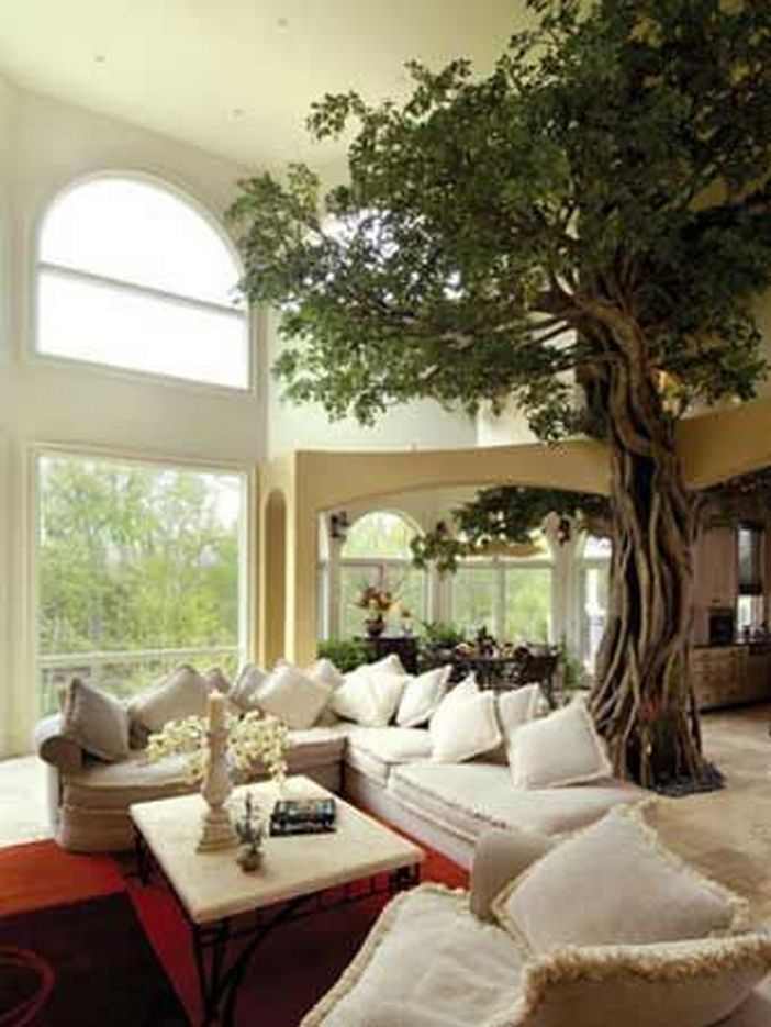 69 Attractive Organic Interior Designs That Look Beautiful 56