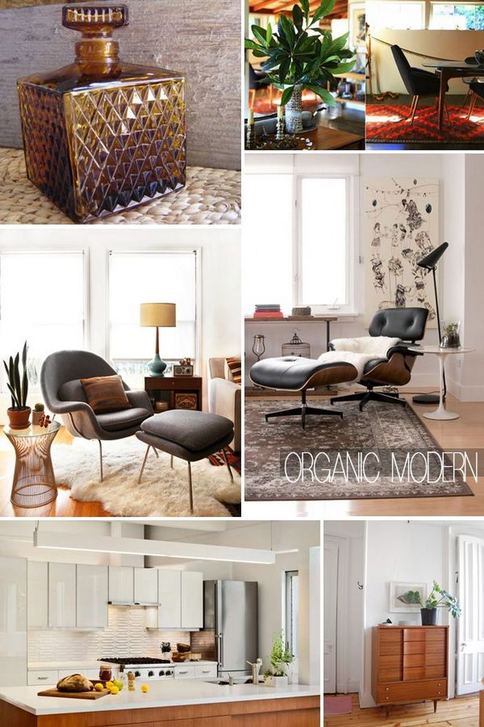 69 Attractive Organic Interior Designs That Look Beautiful 57