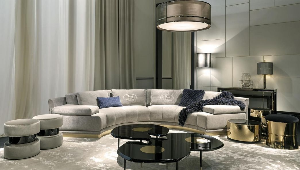 83 Interior Design Models That Look Luxurious And Are Designed To Decorate The Living Room 18