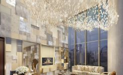 83 Interior Design Models That Look Luxurious And Are Designed To Decorate The Living Room 35