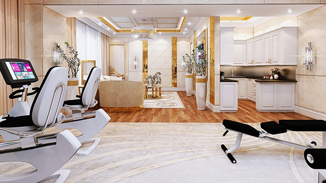 83 Interior Design Models That Look Luxurious And Are Designed To Decorate The Living Room 38