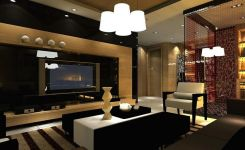 83 Interior Design Models That Look Luxurious And Are Designed To Decorate The Living Room 41