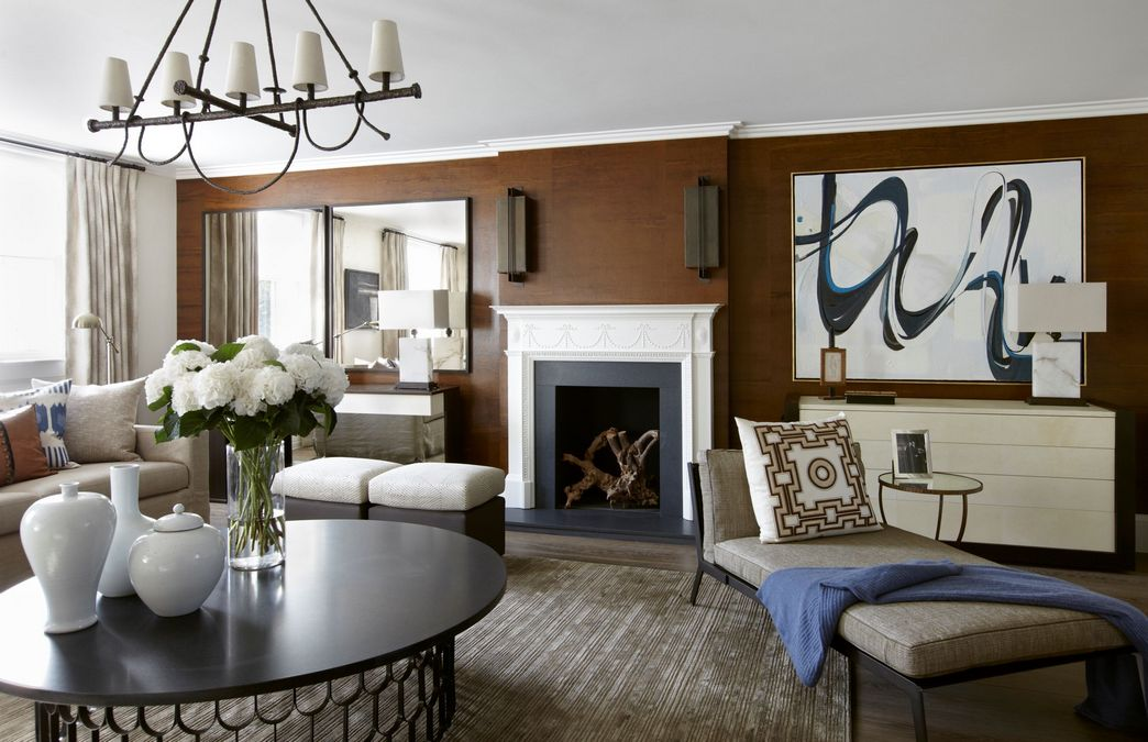 83 Interior Design Models That Look Luxurious And Are Designed To Decorate The Living Room 50