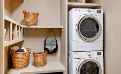 87 Outstanding Basement Laundry Rooms Decoration Models 82