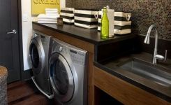 87 Outstanding Basement Laundry Rooms Decoration Models 84