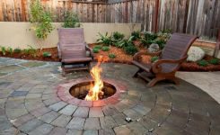 90 Fun Decoration Models Of Backyard Fire Pit Area 14
