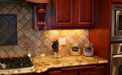 92 Models Of Cherry Kitchen Cabinets Are A Classic Alternative Choice To Meet Your Home Decor 1