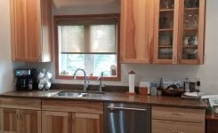 93 Kitchen Cabinet Decorative Accents Hickory Models 58