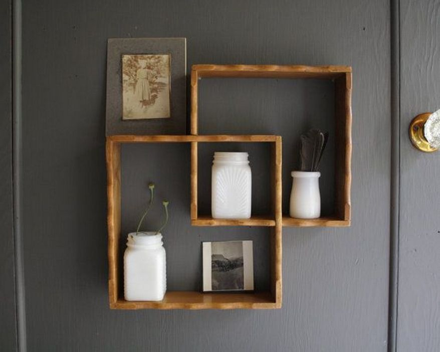 94 Wood Wall Shelves Designs That Inspire To Add To The Beauty Of Your Home Space 17