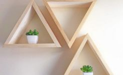 94 Wood Wall Shelves Designs That Inspire To Add To The Beauty Of Your Home Space 20