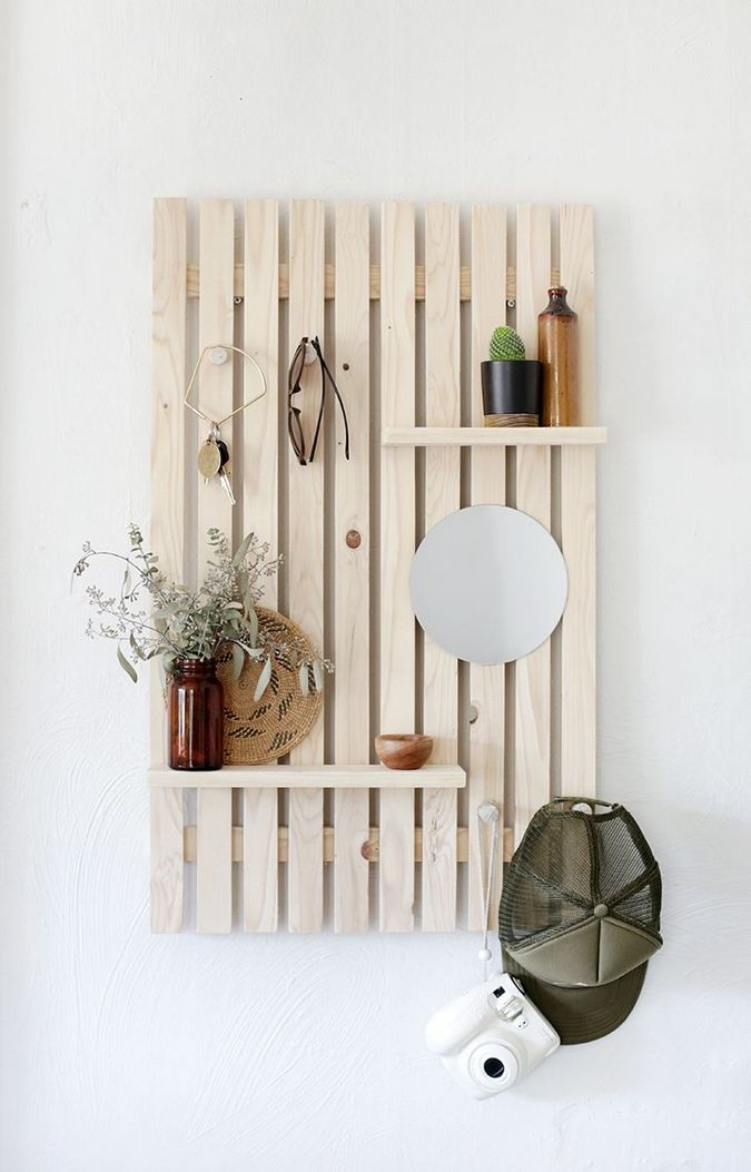 94 Wood Wall Shelves Designs That Inspire To Add To The Beauty Of Your Home Space 29