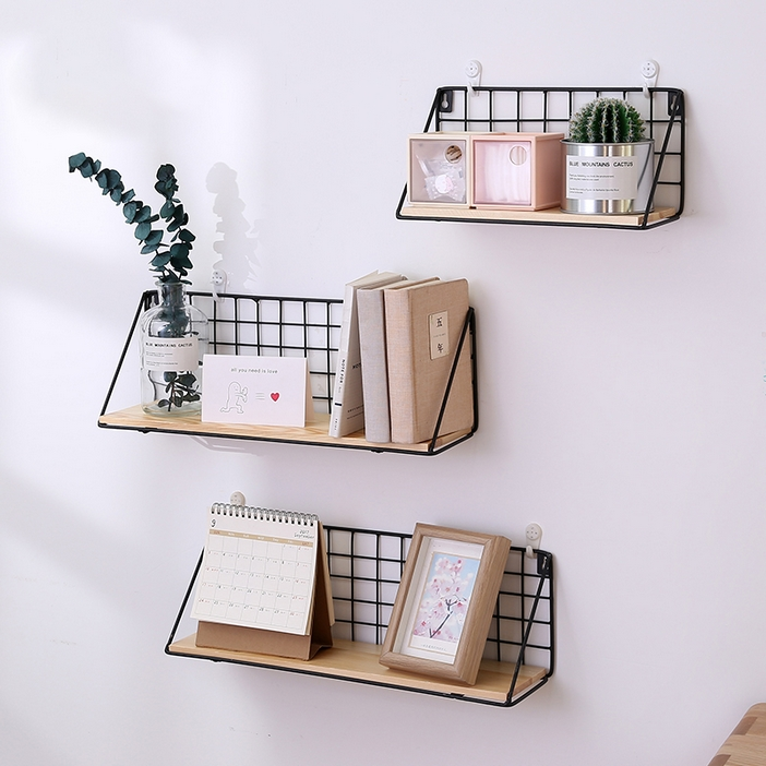 94 Wood Wall Shelves Designs That Inspire To Add To The Beauty Of Your Home Space 39
