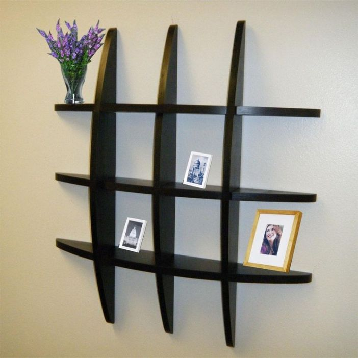 94 Wood Wall Shelves Designs That Inspire To Add To The Beauty Of Your Home Space 41
