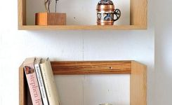94 Wood Wall Shelves Designs That Inspire To Add To The Beauty Of Your Home Space 43