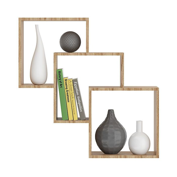 94 Wood Wall Shelves Designs That Inspire To Add To The Beauty Of Your Home Space 48
