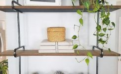94 Wood Wall Shelves Designs That Inspire To Add To The Beauty Of Your Home Space 5
