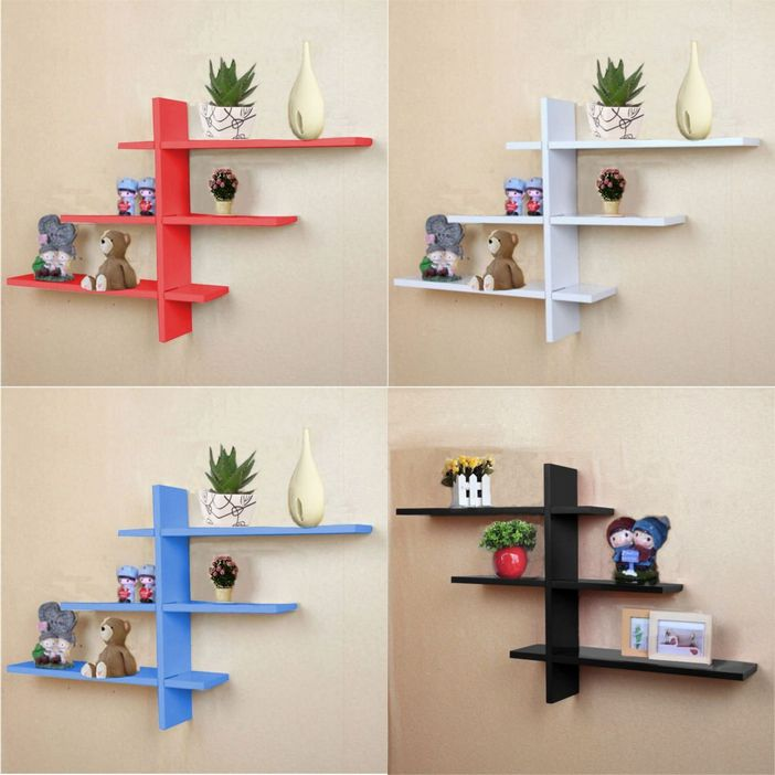 94 Wood Wall Shelves Designs That Inspire To Add To The Beauty Of Your Home Space 69