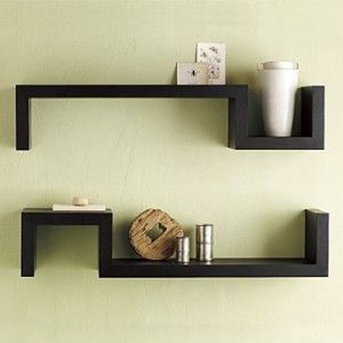 94 Wood Wall Shelves Designs That Inspire To Add To The Beauty Of Your Home Space 72