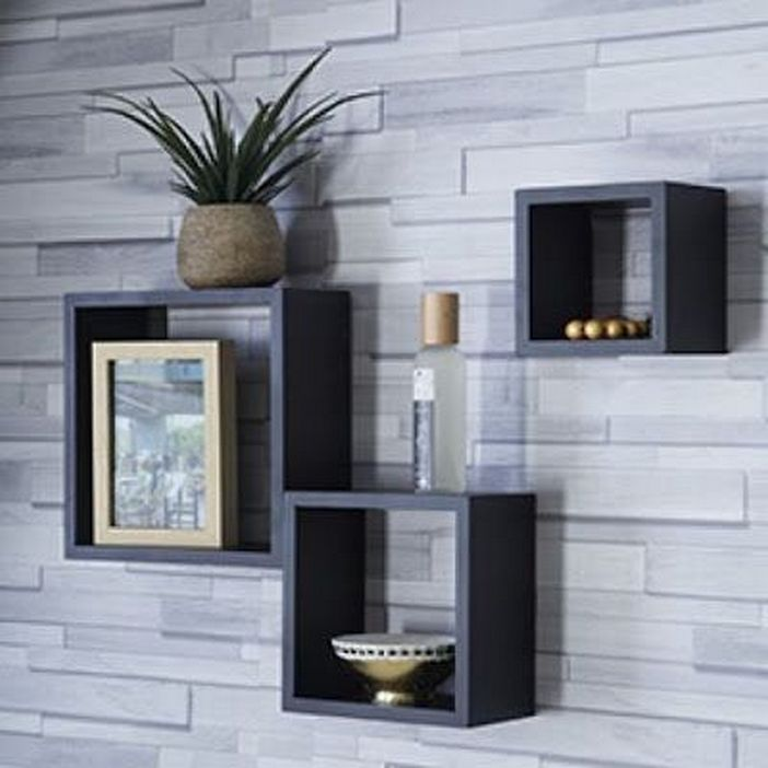 94 Wood Wall Shelves Designs That Inspire To Add To The Beauty Of Your Home Space 75