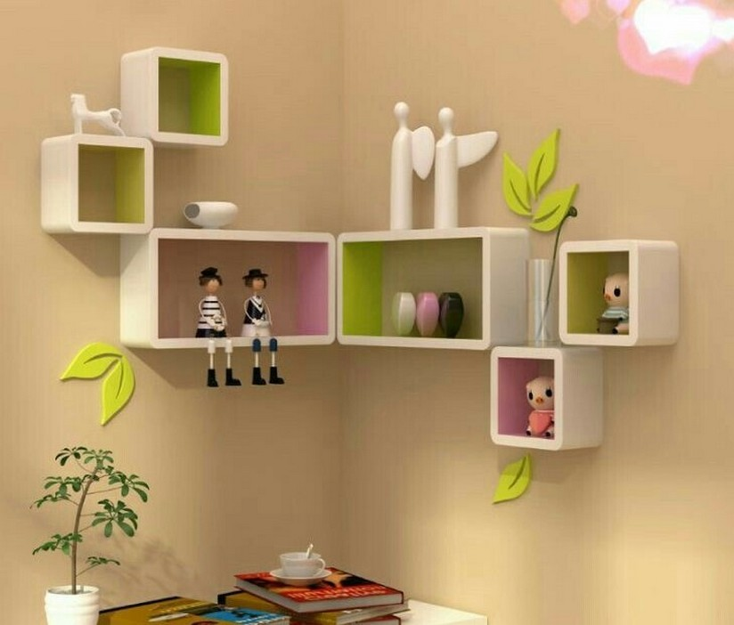 94 Wood Wall Shelves Designs That Inspire To Add To The Beauty Of Your Home Space 79