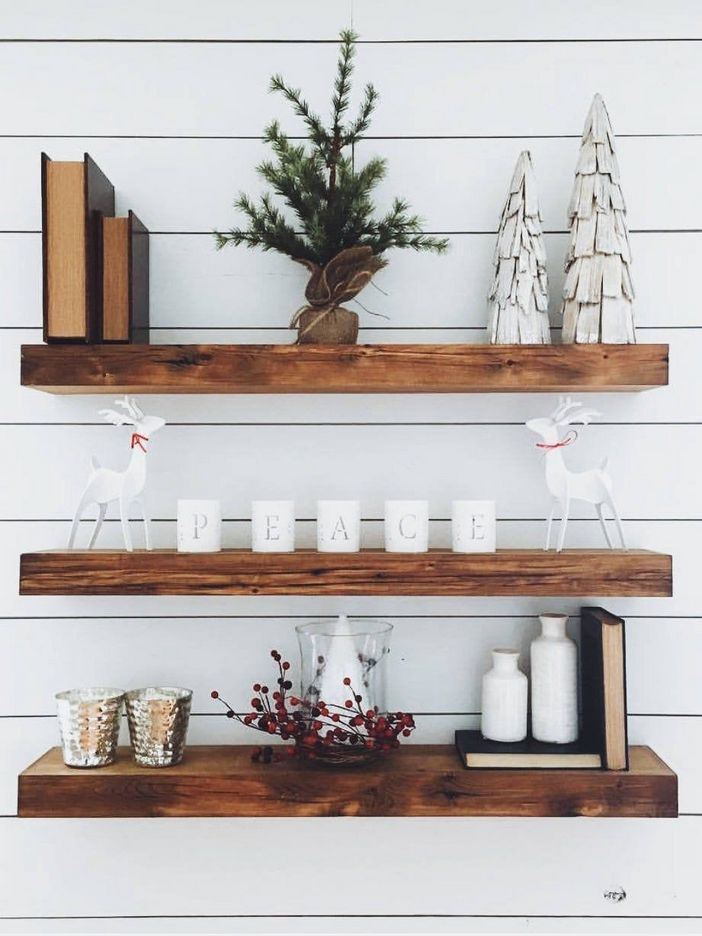 94 Wood Wall Shelves Designs That Inspire To Add To The Beauty Of Your Home Space 87